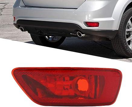 Rear Bumper Fog Light Fog Lamp Reflector