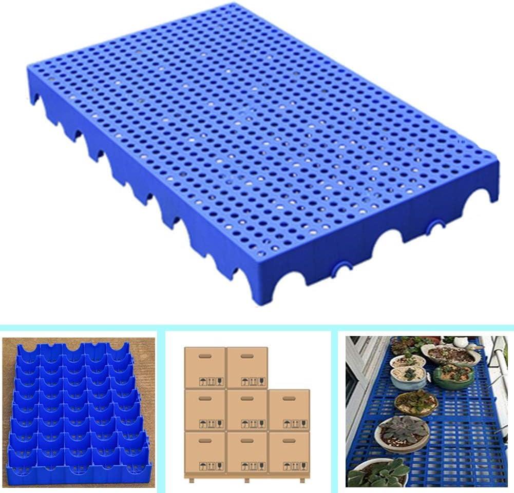 LIANGJUN-Palés Pallet plástico Polietileno La Seguridad Estable ...