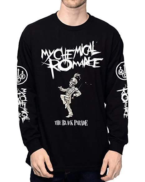 Amazoncom Emobug My Chemical Romance Mcr The Black Parade Logo