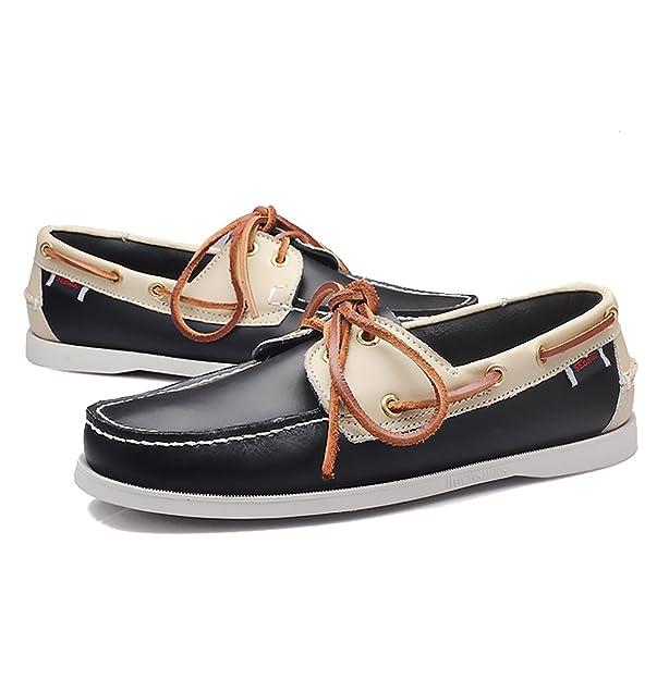 NBWE New Men Business Dress Chaussures Respirant ajouré Sandales en Cuir Casual Hommes Chaussures en Cuir UDX4jMK