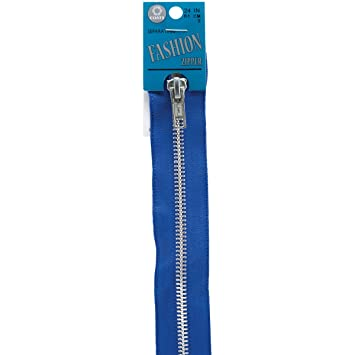 Coats Abrigos Diversos Fashion Metal Aluminio Separar Cremallera 24-inchyale Azul: Amazon.es: Hogar