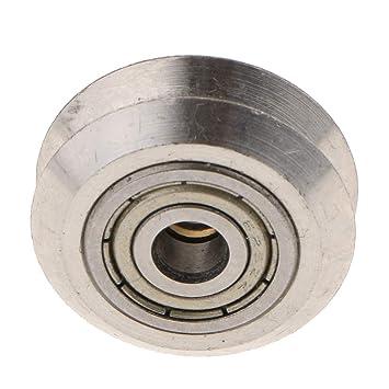 Sharplace Rodamientos de Metal de Bolas Radiales Pieza de ...