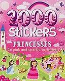 Best Parragon Books Books For Children - 2000 Stickers Princesses Review