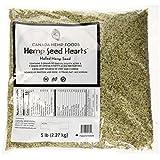 Canada Hemp Foods Seed Hearts Bag, 5 lb