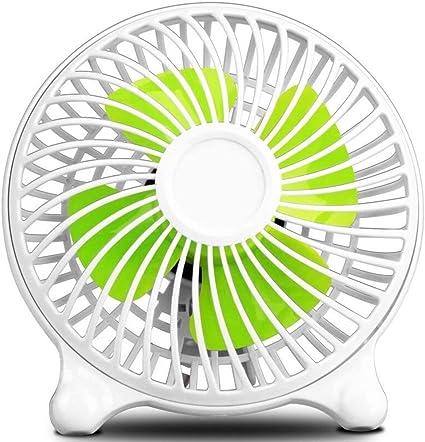 A-Nice Ventilador Multifuncional súper silencioso Mini/de Mano ...