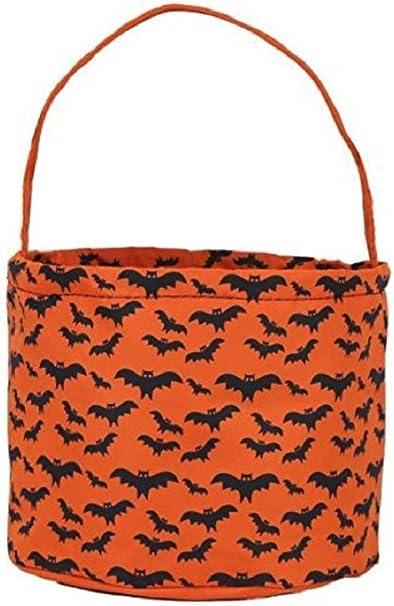Amazon.com: Jolly Jon Halloween Trick Treat Bags – Bolsa ...