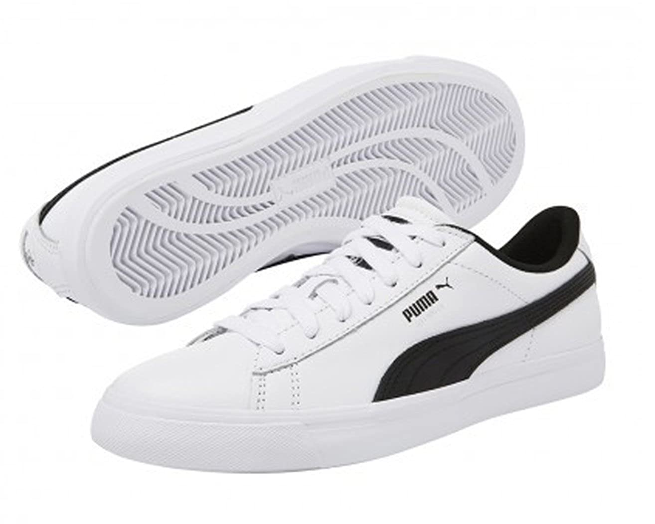 PUMA BTS x Collaboration Court Star (366202) B07B65BH3P 9 B(M) US