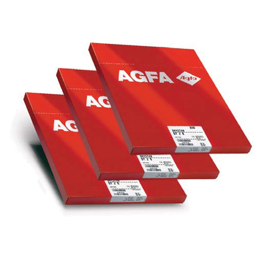 AGFA DRYSTAR DLMM0810 Mammography Ffdm Film, Direct Thermal Media, 8'' x 10'' (Pack of 500)