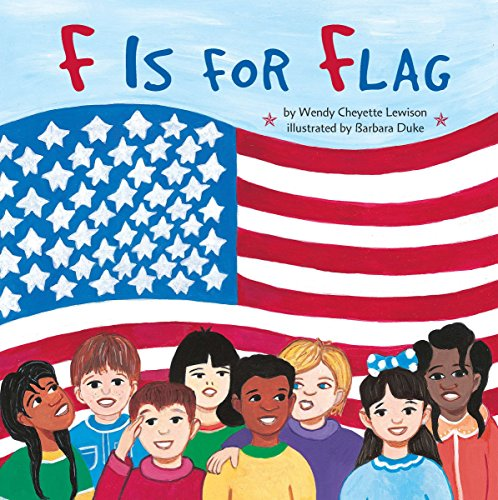 Usa Flag Name (F Is for Flag (Reading Railroad))
