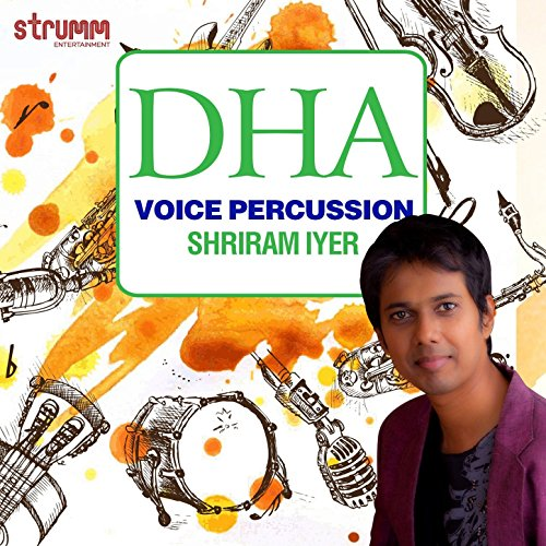 Dha (Voice Percussion) - - Single Percussion
