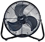"Comfort Zone 18"" High Velocity Cradle Fan, Black Review and Comparison"
