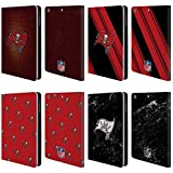Official NFL 2017/18 Tampa Bay Buccaneers Leather Book Wallet Case Cover For Apple iPad mini 1 / 2 / 3