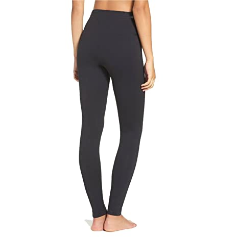 039c1253fa65a Full Capri Pant For Exercise/Gym/Running/ Yoga / Other Sports - Skin Tight  Fitting - Black Color Athlete Women's High Quality Premium Polyester Summer  ...