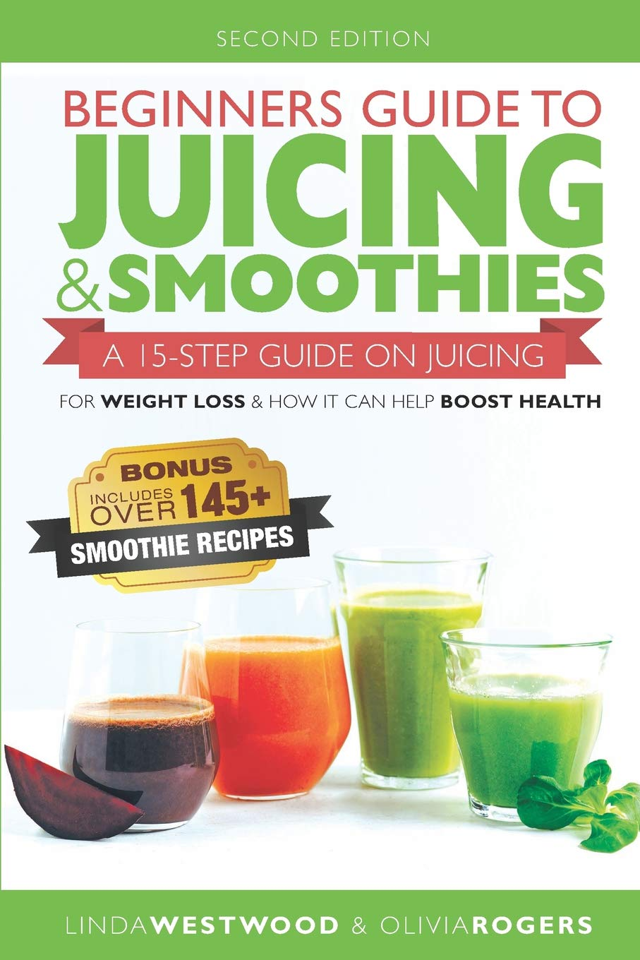 Beginners Guide Juicing Smoothies Smoothie product image