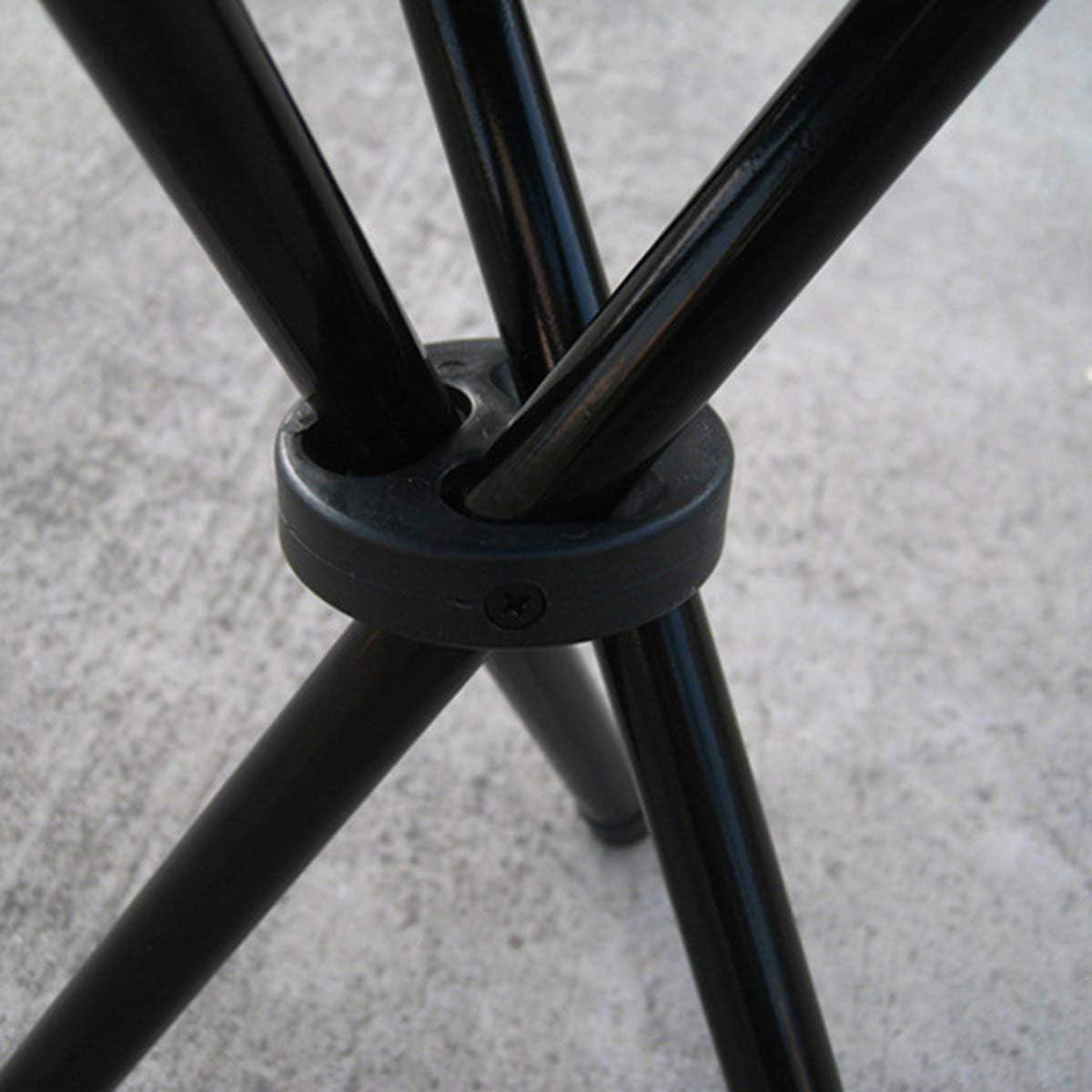 At6733 Polyester /& Iron Camping Randonn/ée Pique-Nique Plage de p/êche Chaise de Jardin Pliante pour activit/és de Plein air Fgdjfh Chaise de p/êche Rouge