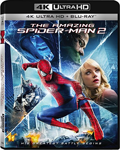The Amazing Spider-Man 2 [Blu-ray] -  Rated PG-13, Marc Webb, Andrew Garfield