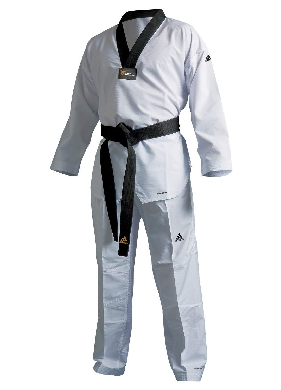 adidas Taekwondo Fighter Dobok: Amazon.es: Deportes y aire libre