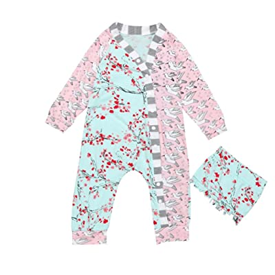 Memela(TM) NEW AUTUMN WINTER Unisex Baby Layette Gift Set Rompers Onesie