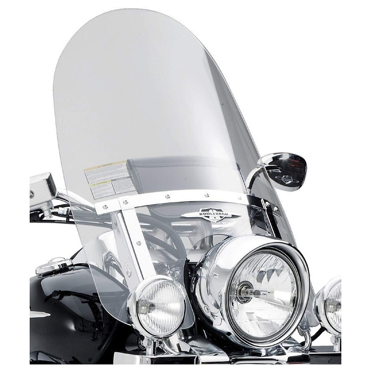 Suzuki Genuine Accessories Touring Windshield for 05-20 Suzuki VL800B