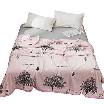 Manta de Franela Invierno Coral Fleece Engrosamiento Toallas Dobles Individuales sábanas cálidas (Tamaño : 180