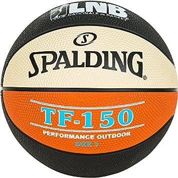 Spalding LNB TF150 - Balón de Baloncesto Unisex niños, Negro ...