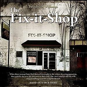 The Fix-it-Shop Audiobook