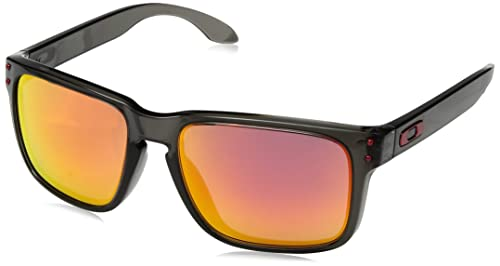 Amazon.com: Lentes de sol polarizadas Oakley Men s Holbrook ...