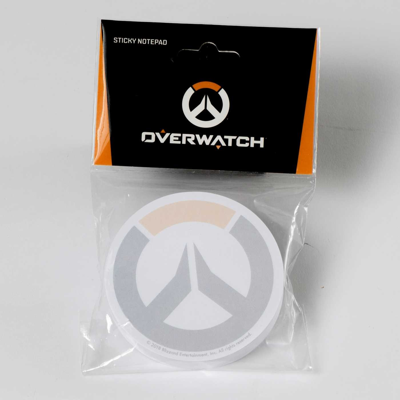 Overwatch Sticky Notepad por Insight Editions