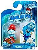 Smurfs The Lost Village Papa Smurf & Smurf Willow Figure (2 Pack)