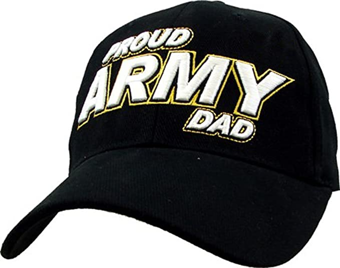 Image Unavailable. Image not available for. Color  Proud Army Dad Cap. 804cd0ddf7b
