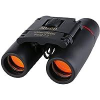 iMeshbean Verrekijker voor kinderen/volwassenen, 30 x 60 HD, compacte verrekijker voor vogelobservatie, jacht, kleine…