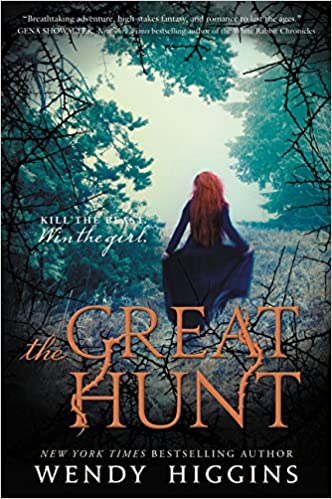 Amazon com: The Great Hunt (Eurona Duology) (9780062381347): Wendy