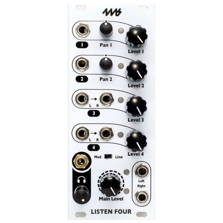 4MS L4 Listen Four Eurorack Synth Module
