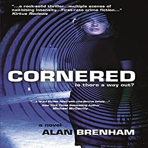 Cornered Audiobook