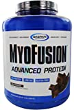 Gaspari Nutrition Myofusion Advanced,Advanced Protein With Fast Acting Hydro Whey, 4Lbs, Chocolate