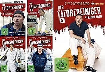 Der Tatortreiniger - Staffel 1-5 im Set - Deutsche Originalware [5 DVDs]