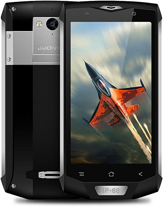 Smartphone Resistentes 4G, Blackview Bv8000Pro IP68 Outdoor Móvil ...