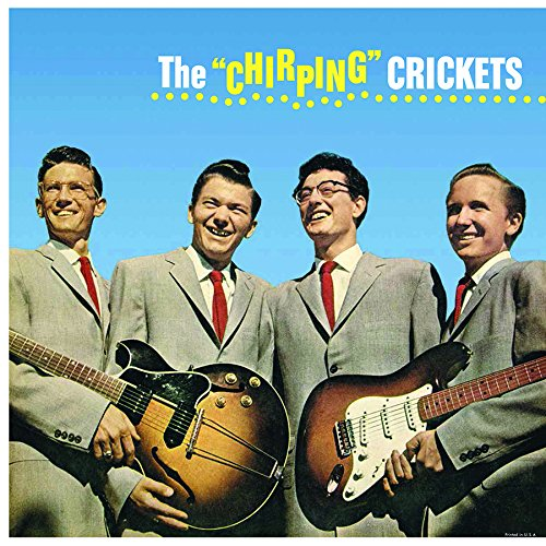 The Chirping Crickets (200 Gram)