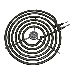 AMI PARTS WB30M2 6 Coil 8 Inch Large Electric Range Surface Element Compatible with GE.