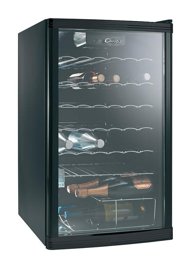 Candy - Vinoteca Ccv150, 120L, 85 X 50 X 55,5Cm, Puerta Cristal ...