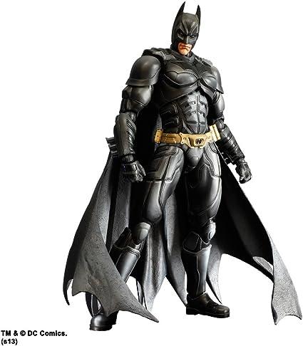 No Figure Black Cape for Play Art Kai Batman