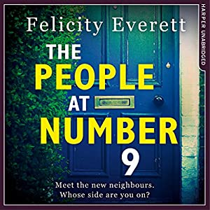 The People at Number 9 Audiobook