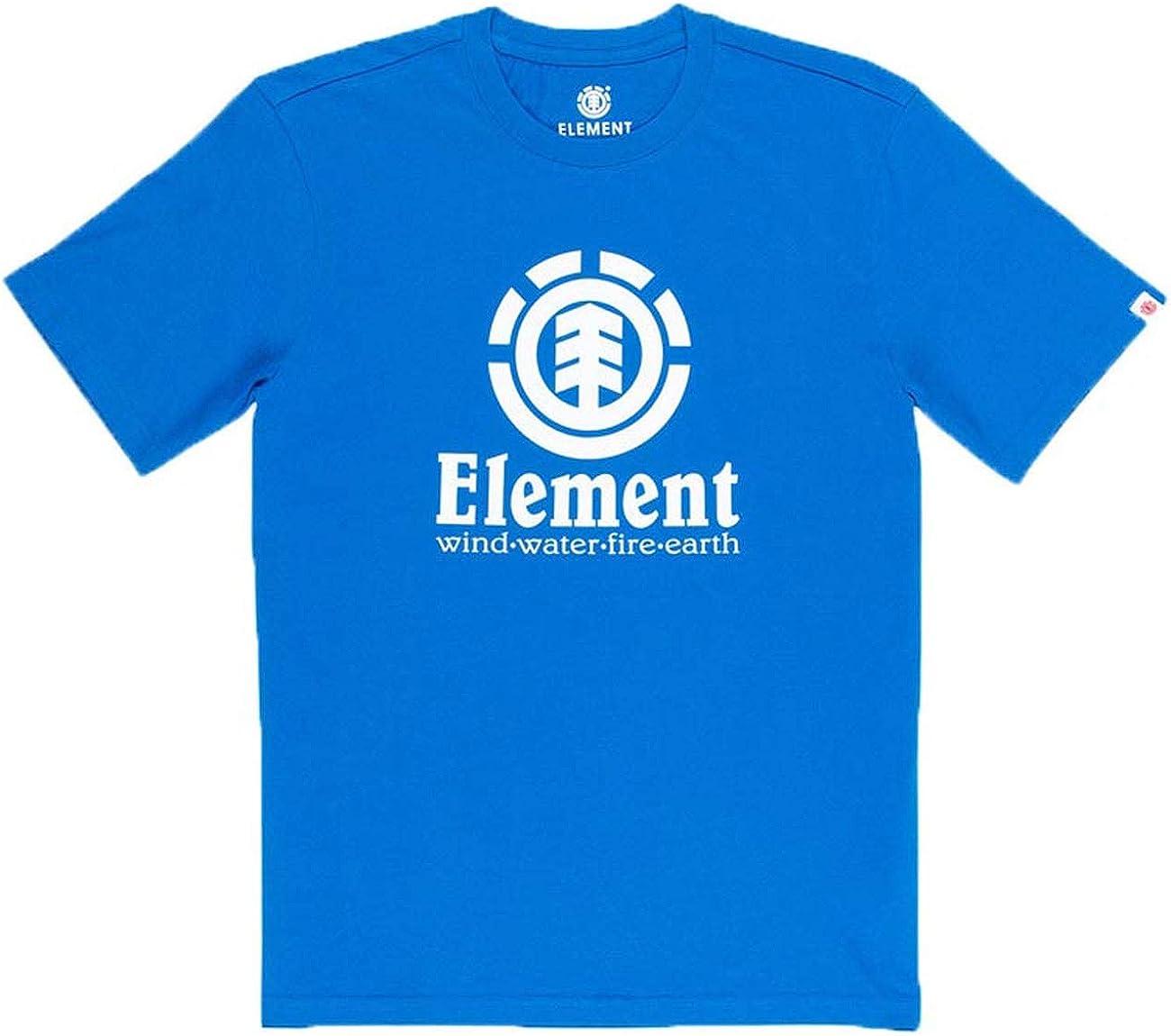 Element Camiseta Vertical SS Nautical BL
