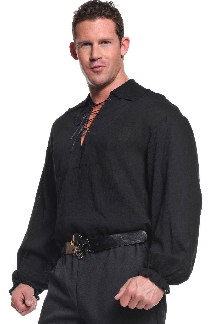 Underwraps Costumes Men's Renaissance Pirate Shirt Underwraps Child code