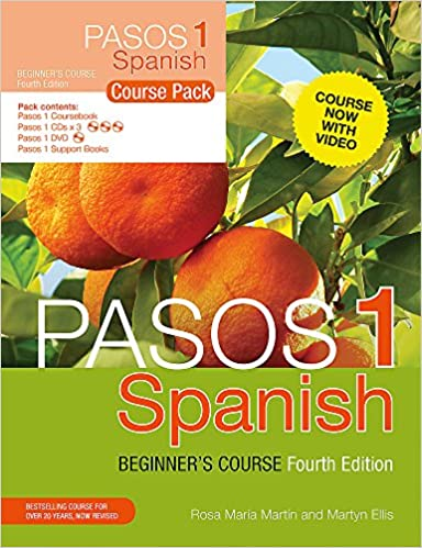 Pasos 1 Spanish Beginners Course Fourth Edition : Course ...