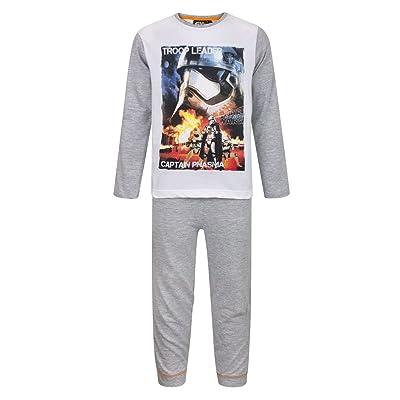 Star Wars The Force Awakens Captain Phasma Boy's Pyjamas
