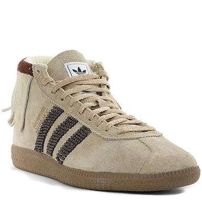 finest selection 020e4 dac4a Amazon.com | adidas Mens Neighborhood Brussels Moccasin Shoe ...