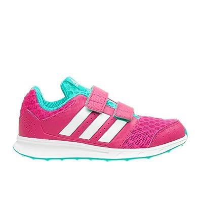 official photos 3576f 5c6e8 adidas Girls Lk Sport 2.0 Cf Running Shoes, PinkWeißMint, 10.5k Amazon. co.uk Sports  Outdoors
