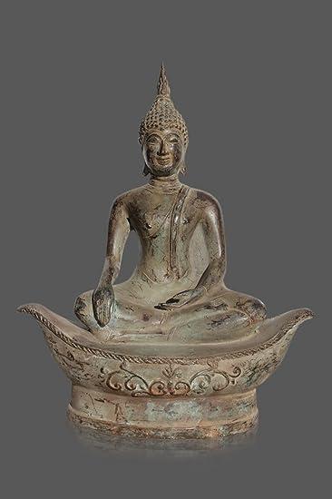 Asien Lifestyle amazon com asien lifestyle siddharta gautama buddha figure bronze