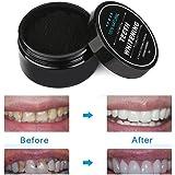 SakuraBest 歯のホワイトニングパウダー天然有機活性化 炭竹の歯磨き粉